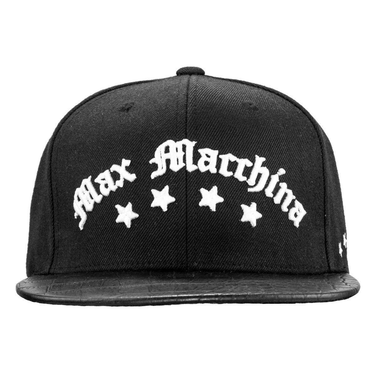 Luxury_Snapback_Rockstar_front