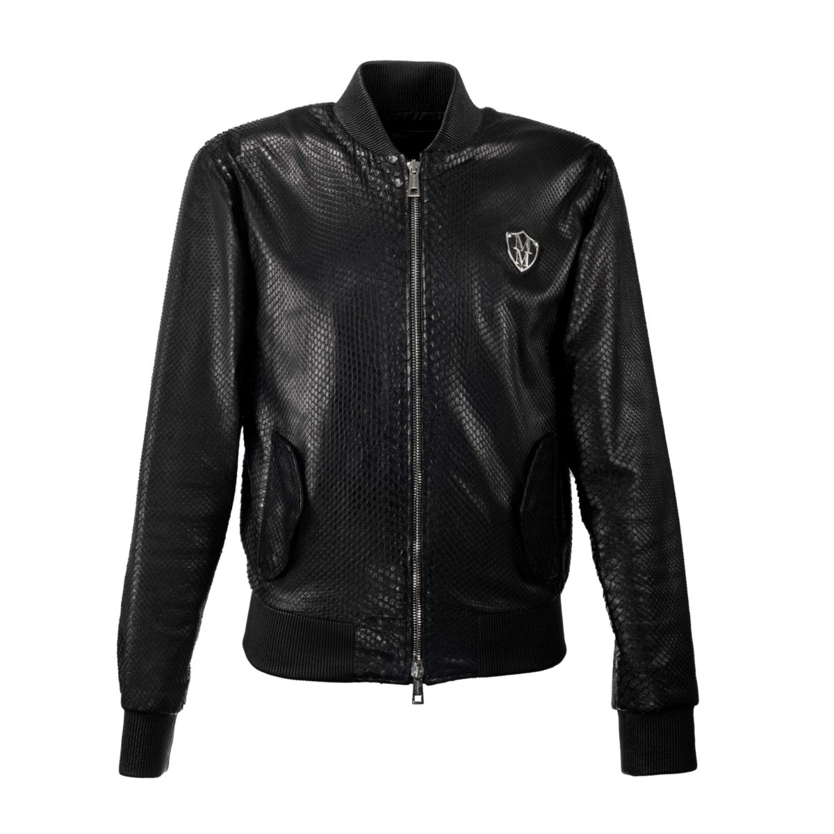python_leather_jacket_JOEY_front